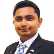 Sunil Hasmukharay--Head of Special Projects, National Youth Wing, Sathya Sai Baba Central Council of Malaysia