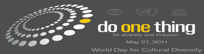 Press Release: World Day for Cultural Diversity for Dialogue and Development