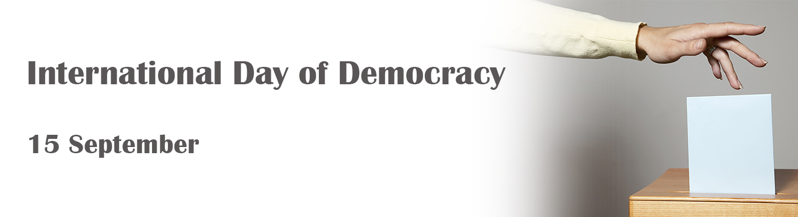 web banner int day of democracy